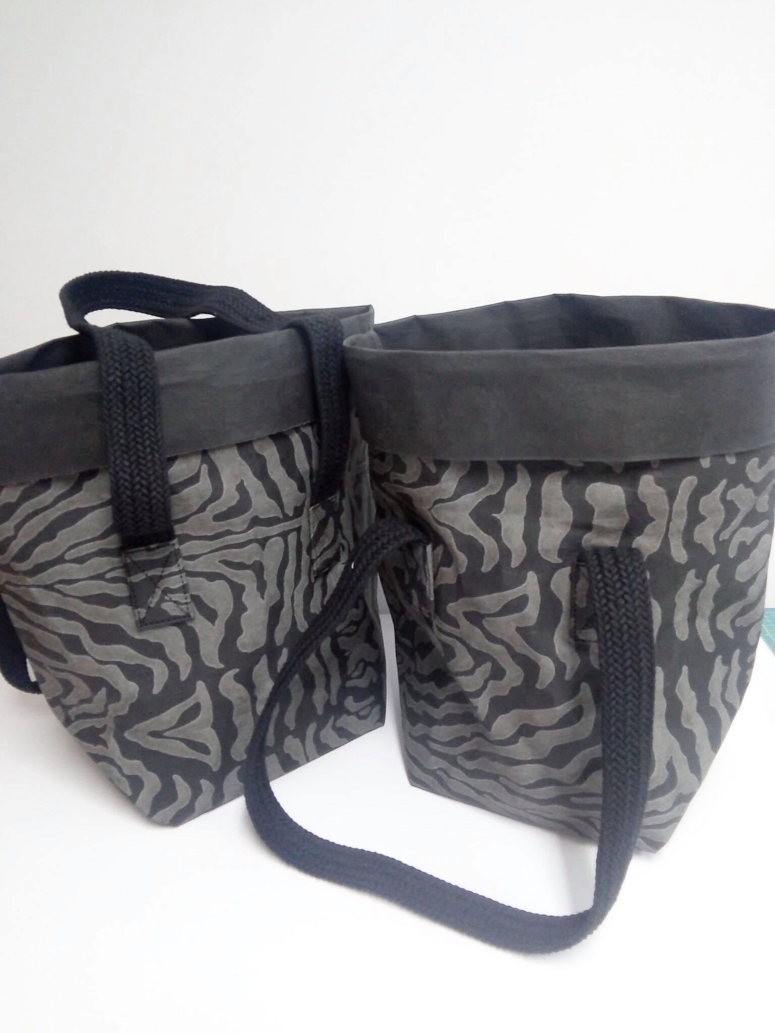 torba z washpapy wzory laser - sklep Alternative Tetiles
