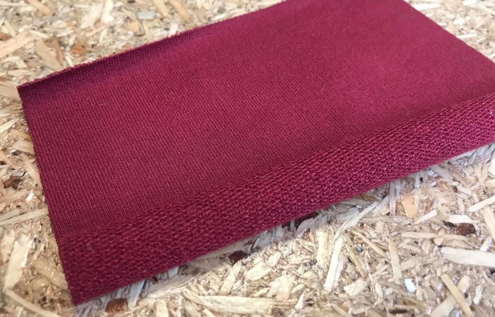 вязать джерси с петлей на спине блог Alternative Textiles